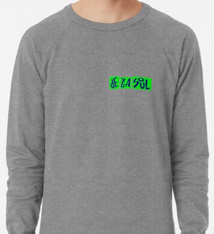 De La Soul I am I be Buhloone Mindstate promo replica 1993  Lightweight Sweatshirt