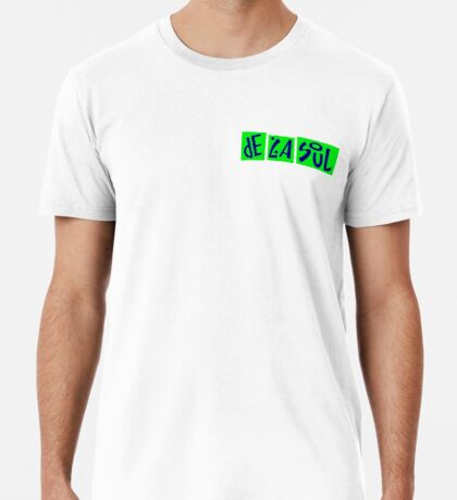 De La Soul I am I be Buhloone Mindstate promo replica 1993  Premium T-Shirt