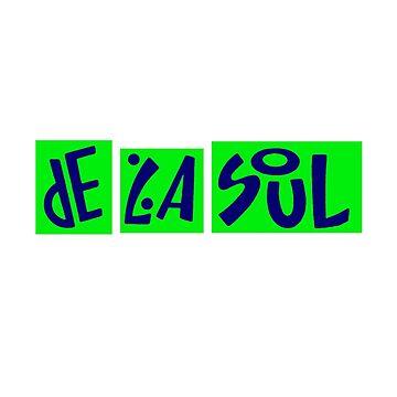 De La Soul, soy yo seré Buhloone Mindstate promo réplica 1993 de TheJBeez