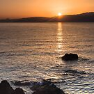 Sunrise over Gulf of Mirabello Bay by Kasia-D