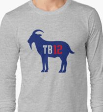 89fb9d42 TB 12 The Goat Long Sleeve T-Shirt