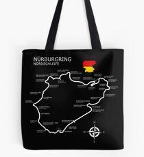 The Nurburgring - Nordschleife Tote Bag