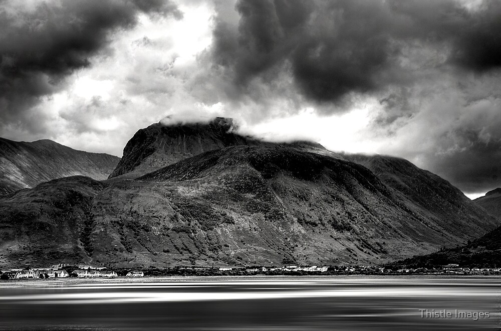 Ben Nevis by Thistle Images