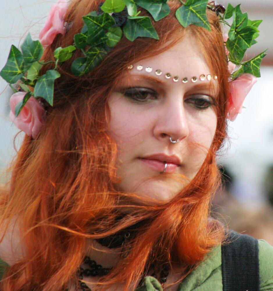 Fairy by Daniela Muehlbauer