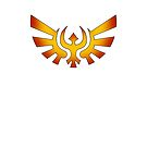 Hylians United Crest Only by Sarinilli