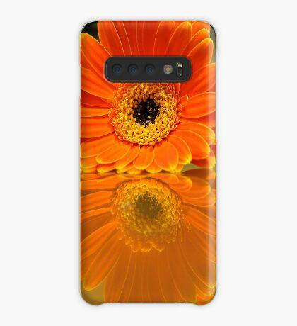 Double Orange Case/Skin for Samsung Galaxy