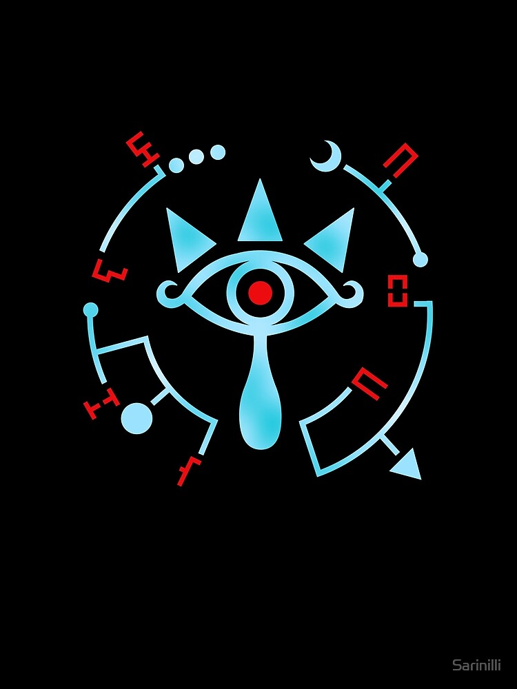 Sheikah Circle by Sarinilli