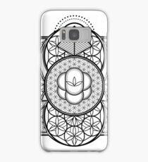 Ultra Sacred Geometry Samsung Galaxy Case/Skin