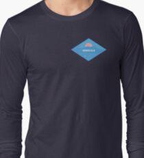 Honolulu Hawaii Badge T-Shirt