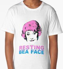Resting Bea Face Long T-Shirt