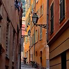 Old Town Nice by Lanis Rossi