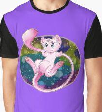 Pokemon Mew Graphic T-Shirt