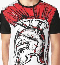 Spartan! Graphic T-Shirt