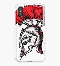 Spartan! iPhone Case/Skin