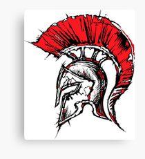 Spartan! Canvas Print