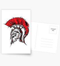 Spartan! Postcards