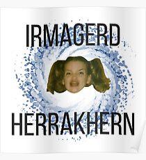 IRMAGERD HERRAKHERN Poster