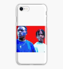 menace 2 society iPhone Case/Skin