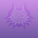 Majora's Shadow in Purple by Sarinilli