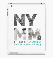 NYMM Lioness iPad Case/Skin