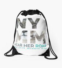 NYMM Lioness Drawstring Bag