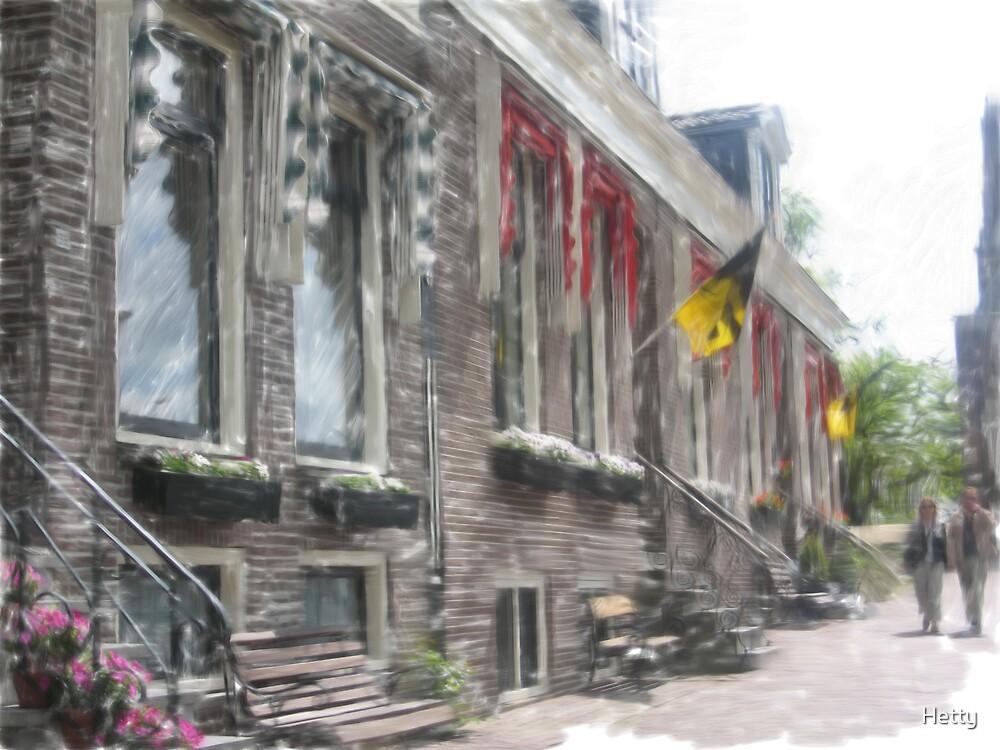 dutch street by Hetty