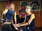 Angela & Marcia by Cathy Jones