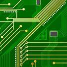 Circuitboard by Sarinilli
