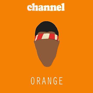 Frank Ocean - Channel Orange by Hyunation