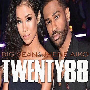 TWENTY88 - Big Sean & Jhene Aiko by Hyunation
