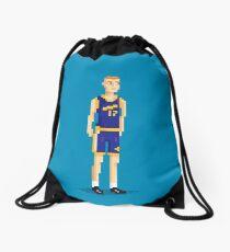 Chris M Drawstring Bag