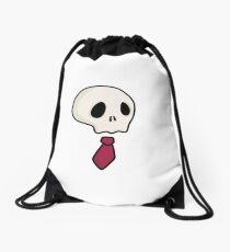 Corporate Bones Drawstring Bag