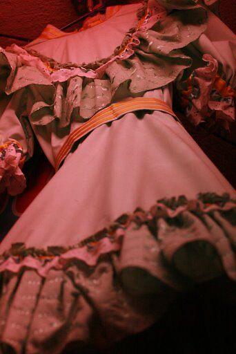 Mexican Dress by Kikisha