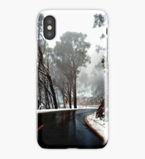 0490 Road to Mt Buffalo iPhone Case