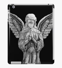 Angel - Statue iPad Case/Skin
