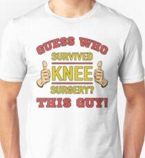 Funny Knee Surgery T-Shirt