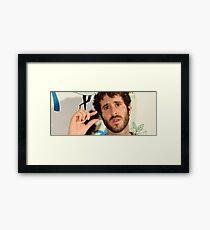 Lil Dicky Framed Print