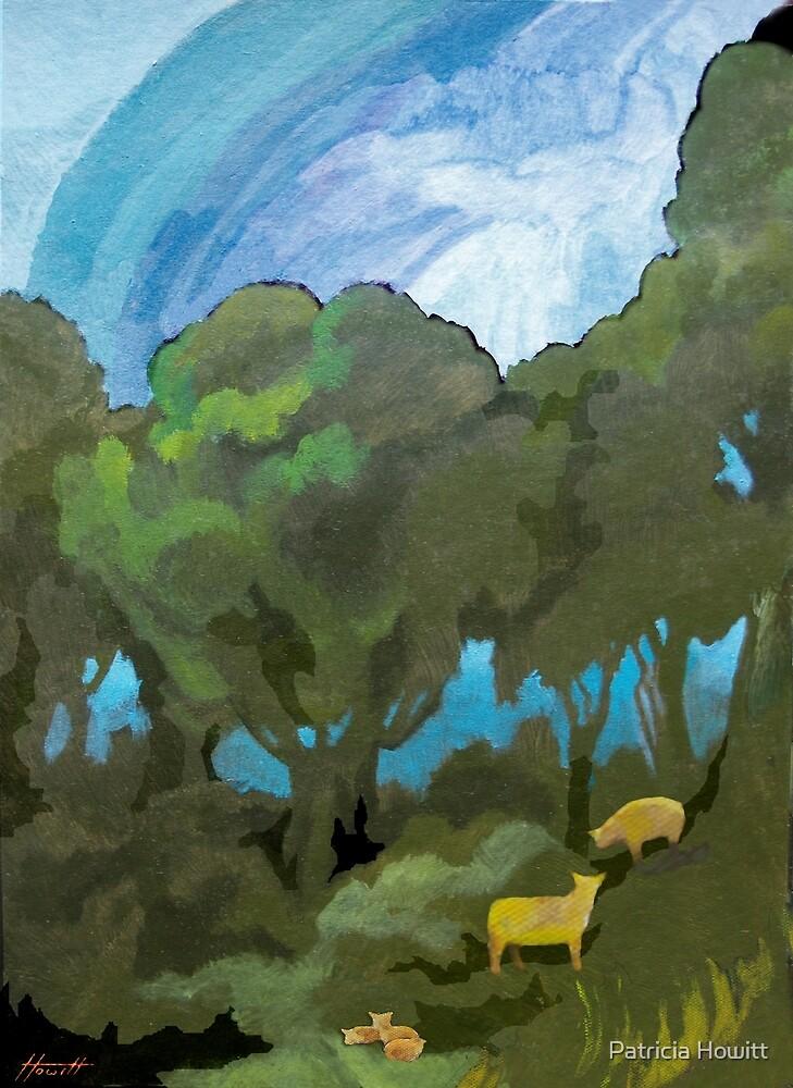 The Good Shepherd by Patricia Howitt