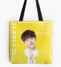 Bolsa de tela Wanna One x Ivy Club ft. Kim Jaehwan (김재환)