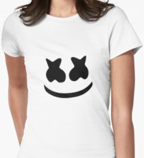 Marshmello Women's Fitted T-Shirt