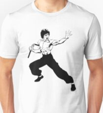 Bruce Lee nunchaku T-Shirt