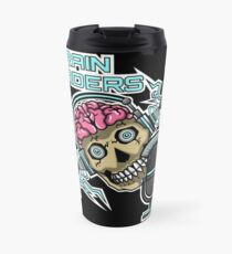 Brain Invaders Travel Mug