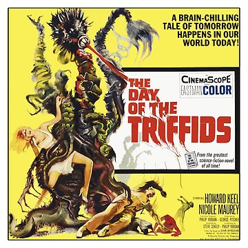 The Seed of Space - The Day of the Triffids by Antxoita