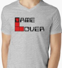 Game over Lame Lover! Men's V-Neck T-Shirt