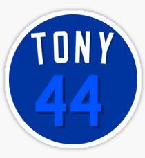 "Anthony Rizzo ""Tony"" Players Weekend Sticker"