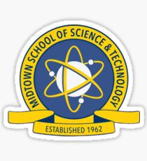 Midtown School of Science and Technology  Sticker