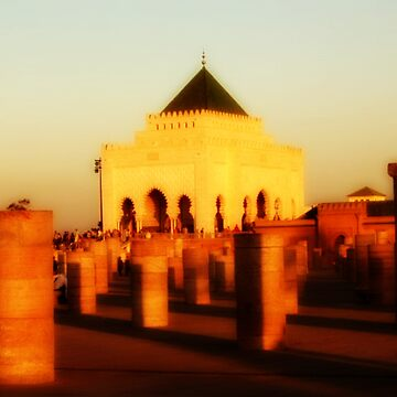 Hassan Mosque by taff83