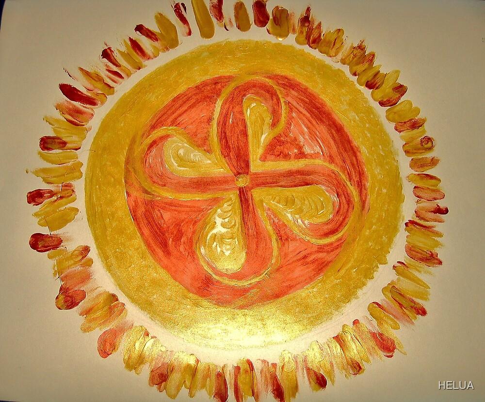 Sun Wheel by HELUA