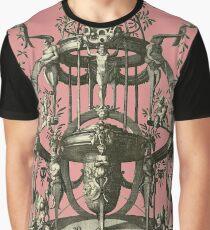 HD Baroque Ornamentation, by Cornelis Floris II Graphic T-Shirt
