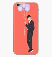 Vinilo o funda para iPhone Wanna One x Ivy Club ft. Hwang Minhyun (황민현)